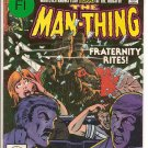 Man-Thing # 6, 6.0 FN