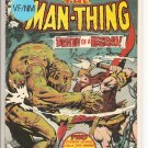 Man-Thing # 16, 9.0 VF/NM