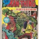 Man-Thing # 19, 8.0 VF