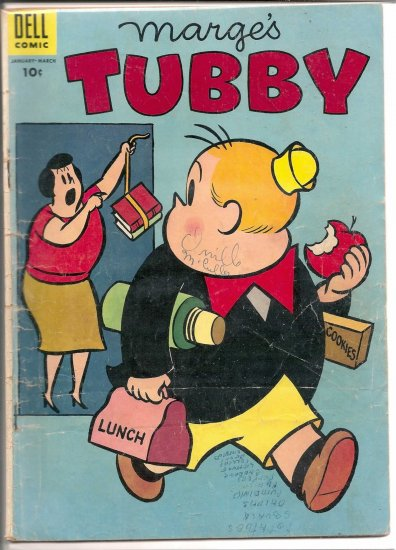MARGE'S TUBBY # 11, 2.5 GD +