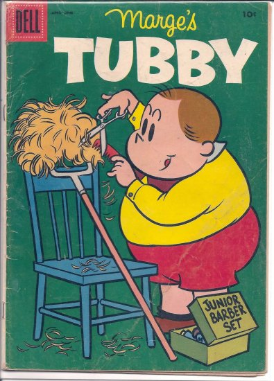 MARGE'S TUBBY # 16, 2.5 GD +