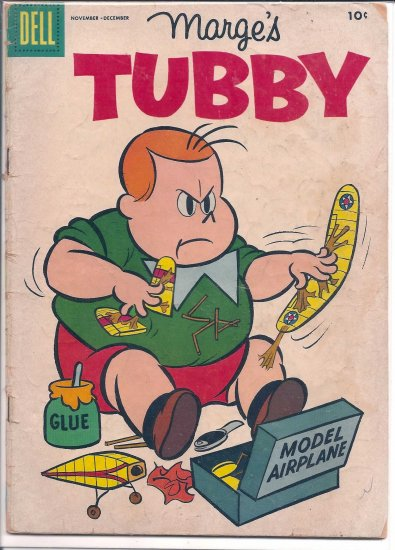 MARGE'S TUBBY # 19, 2.0 GD