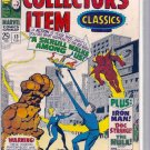 MARVEL COLLECTORS' ITEM CLASSICS # 13, 4.5 VG +