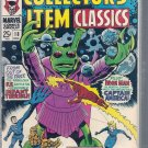 MARVEL COLLECTORS' ITEM CLASSICS # 18, 4.5 VG +