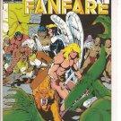 Marvel Fanfare # 4, 8.0 VF