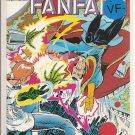 Marvel Fanfare # 5, 7.5 VF -