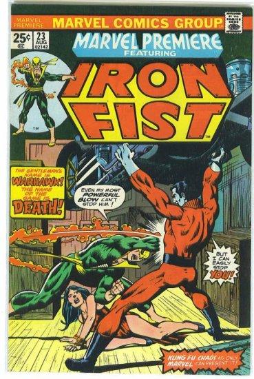 Marvel Premiere # 23, 7.0 FN/VF