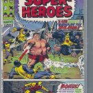 MARVEL SUPER-HEROES # 22, 4.5 VG +