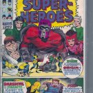 MARVEL SUPER-HEROES # 23, 4.5 VG +