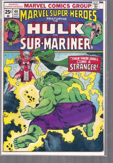 MARVEL SUPER-HEROES # 44, 6.0 FN