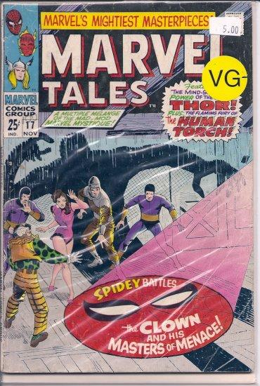 Marvel Tales # 17, 3.5 VG -