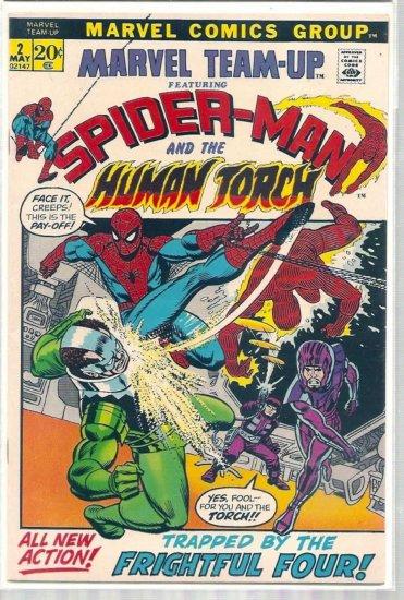 Marvel Team-Up # 2, 6.5 FN +