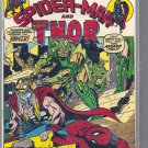 MARVEL TEAM-UP # 7, 5.5 FN -