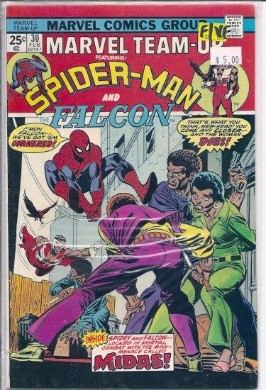 Marvel Team-Up # 30, 7.0 FN/VF