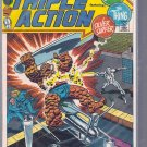 MARVEL TRIPLE ACTION # 1, 4.0 VG