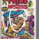 MARVEL TWO-IN-ONE # 15, 3.0 GD/VG