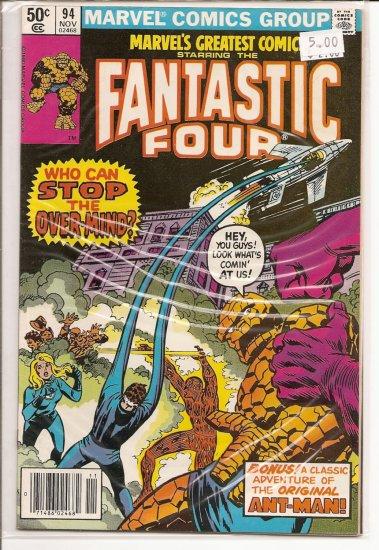 Marvels Greatest Comics # 94, 9.0 VF/NM