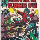 Master of Kung Fu # 23, 6.0 FN