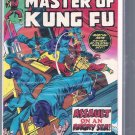 MASTER OF KUNG FU # 32, 5.5 FN -