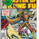 Master of Kung Fu # 50, 6.0 FN