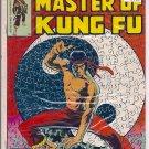 Master of Kung Fu # 71, 4.0 VG