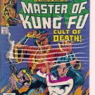 Master of Kung Fu # 93, 8.0 VF