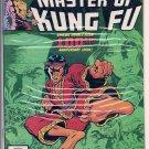 Master of Kung Fu # 100, 8.5 VF +