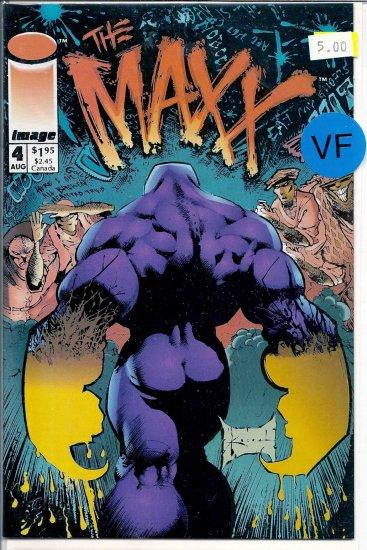 Maxx # 4, 8.0 VF