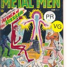Metal Men # 22, 0.5 PR