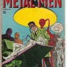 Metal Men # 23, 3.5 VG -