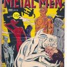 Metal Men # 30, 3.5 VG -