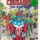 Mighty Crusaders # 9, 6.0 FN
