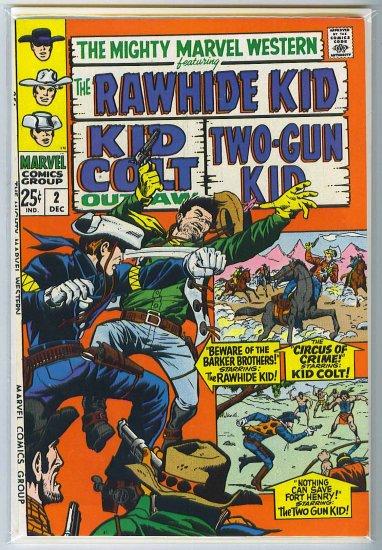 Mighty Marvel Western # 2, 8.0 VF