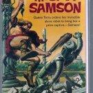 MIGHTY SAMSON # 9, 4.5 VG +