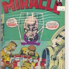 Mister Miracle # 10, 4.0 VG