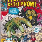 MONSTERS ON THE PROWL # 10, 4.5 VG +