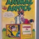 MOVIE TOONS ANIMAL ANTICS # 34, 2.5 GD +