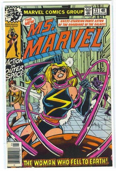 Ms. Marvel # 23, 8.0 VF
