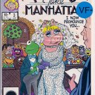 Muppets Take Manhatten # 3, 8.5 VF +