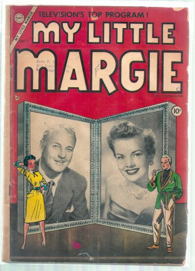 MY LITTLE MARGIE # 1, 1.8 GD -