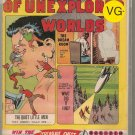 MYSTERIES OF UNEXPLORED WORLDS # 23, 3.5 VG -