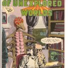 MYSTERIES OF UNEXPLORED WORLDS # 28, 3.5 VG -
