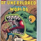 MYSTERIES OF UNEXPLORED WORLDS # 34, 4.5 VG +