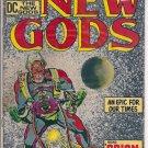 New Gods # 1, 4.0 VG