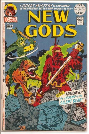 New Gods # 7, 7.0 FN/VF