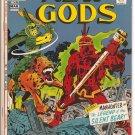 New Gods # 7, 4.0 VG