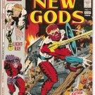 New Gods # 9, 4.5 VG +