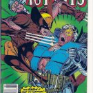 NEW MUTANTS # 93, 7.5 VF -