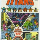 New Teen Titans # 8, 9.2 NM -