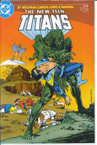 New Teen Titans # 11, 9.2 NM -